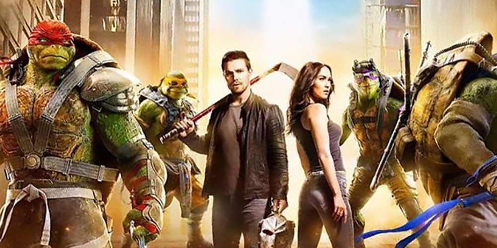 Free 'Teenage Mutant Ninja Turtles: Out of the Shadows' Blu-ray Combo Pack Giveaway