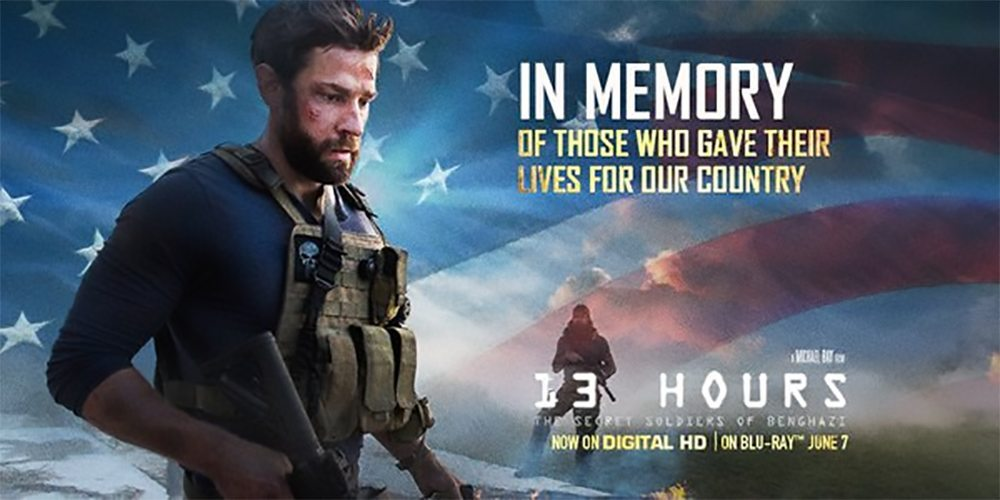 13 Hours The Secret Soldiers Of Benghazi Free Blu Ray