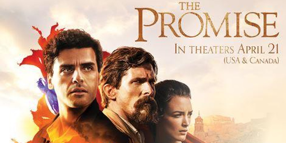 """Free Advanced Screening of """"The Promise"""""""