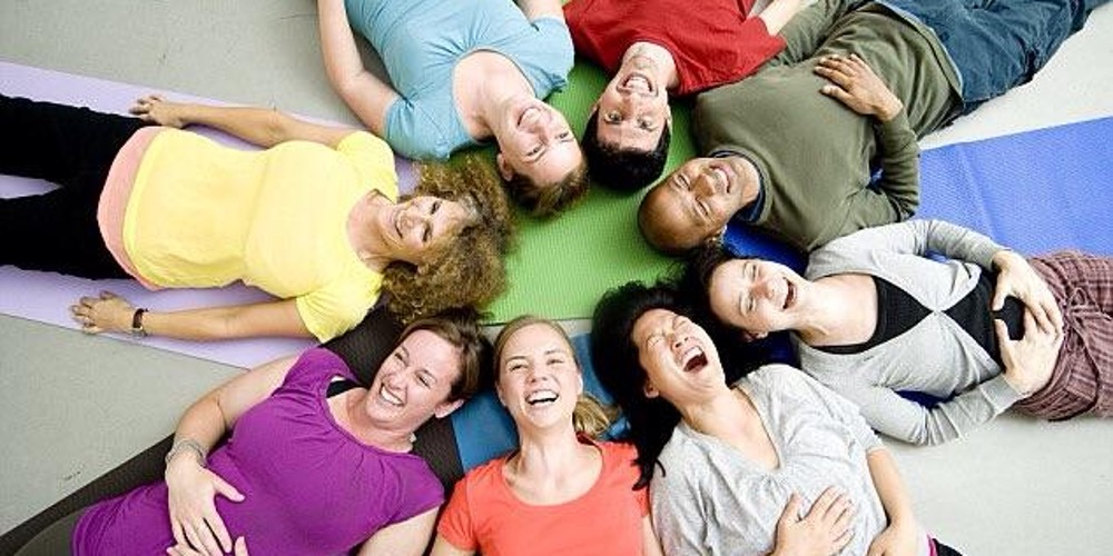 Free Laughter Yoga Class At Ucsf Osher Center