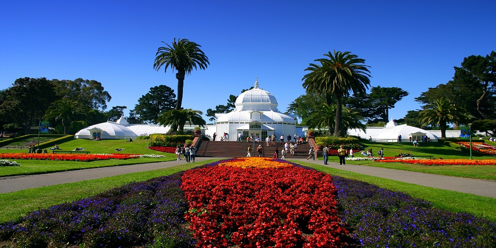 Charmant Free Entry At San Francisco Botanical Garden