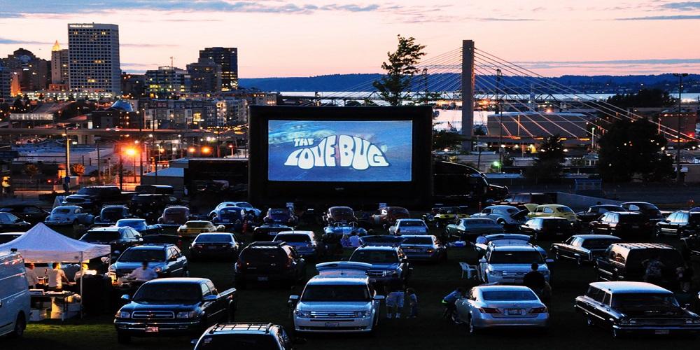 Free Drive In Movie Night San Jose