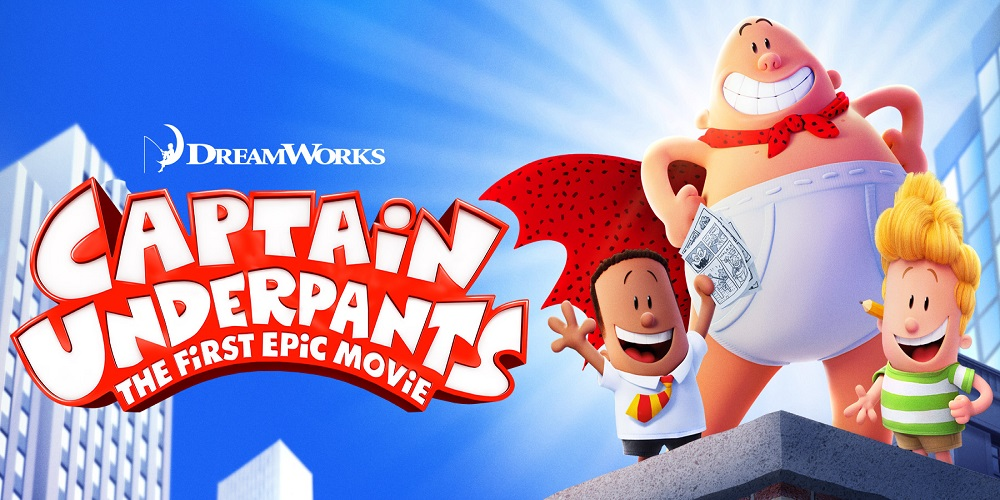 Nyc Parks Free Movies Under The Stars Captain Underpants The First Epic Movie