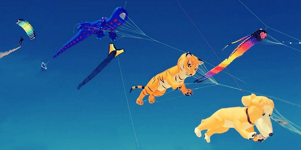 2018 Berkeley Kite Festival & Championships